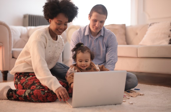 with toddler 2 - Why Should You Watch Movies with Kids?